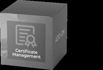 certificate management