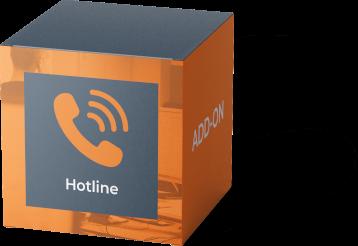 hotline warehouse management