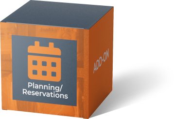 Planning reservations offshore
