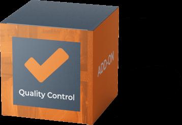 quality control parts